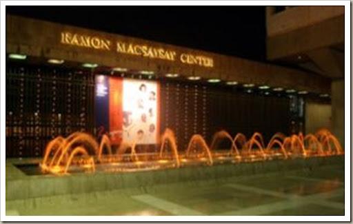Dating pangulo ramon magsaysay hall